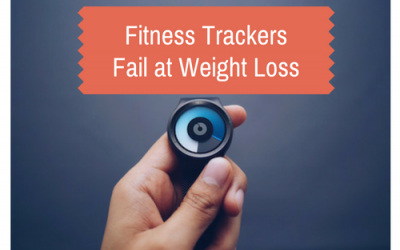 Fitness Trackers Fail at Assisting Weight Loss