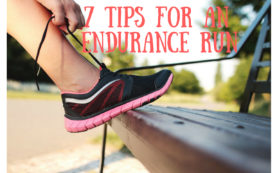 7 Tips to Prepare for Your First Endurance Run