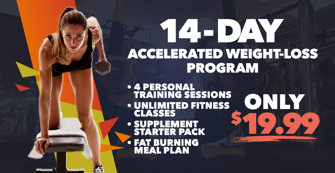 fitness program web special offer