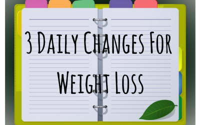 3 Basic Things You Can Do Daily To Lose Weight