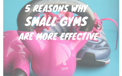 5 Reasons Why Small Gyms Are More Effective