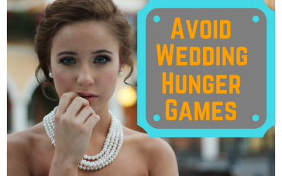 Avoid The Wedding Hunger Games