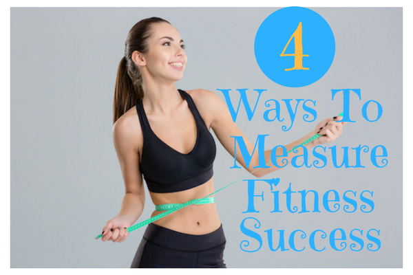 Ways to measure fitness success when working out at the gym