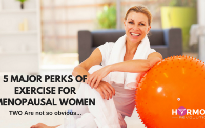 5 Major Perks of Exercise for Menopausal Women